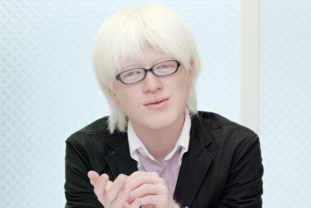 2009年5月 マイフェイス・マイスタイル情報誌 取材時 粕谷幸司