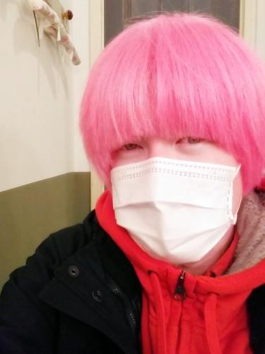 マニックパニック ピンク