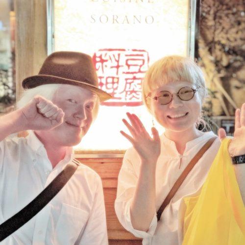 渋谷にて #withnews さんと らばんか。さんと語り合いました