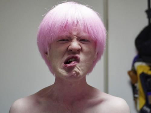 アルビノ×マニックパニック4日目