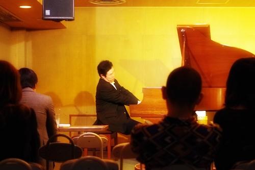 松村英臣 クラシックピアノライブ