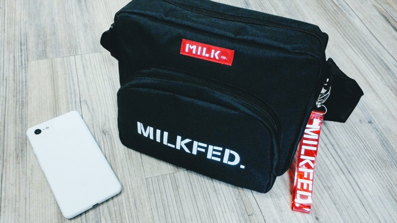 MILKFED. SPECIAL BOOK Shoulder Bag