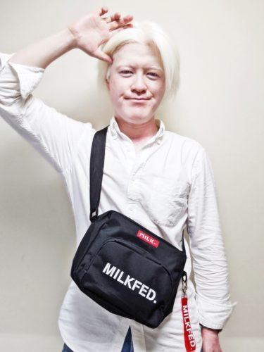 MILKFED. Shoulder Bag 今田美桜オマージュ