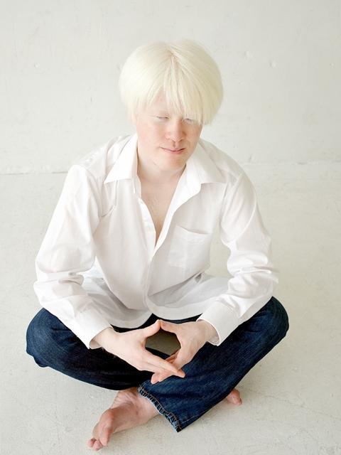 アルビノの日本人モデルを、撮りたい人を募集