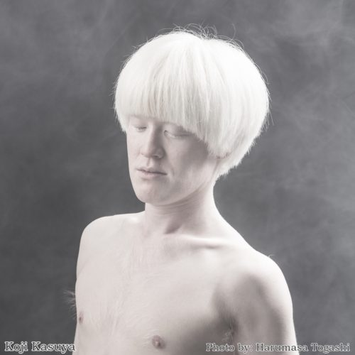 Japanese Albino Entertainer