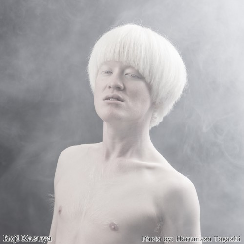 Albino Entertainer KojiKasuya