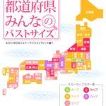 「平均バストサイズ日本地図」に見た、鮮やかなエンタメ的プロモーション戦略