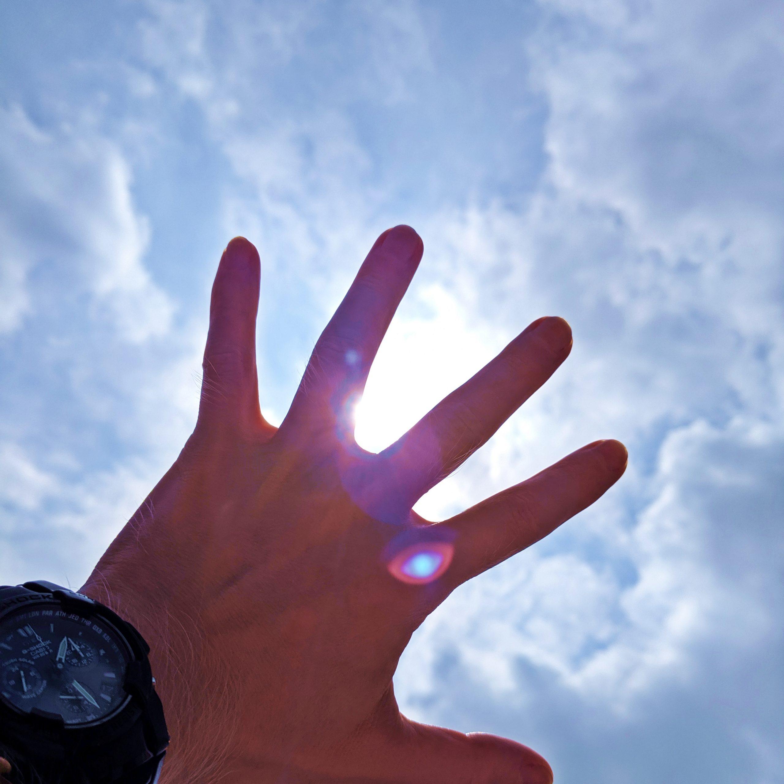 セロトニンのためには太陽光