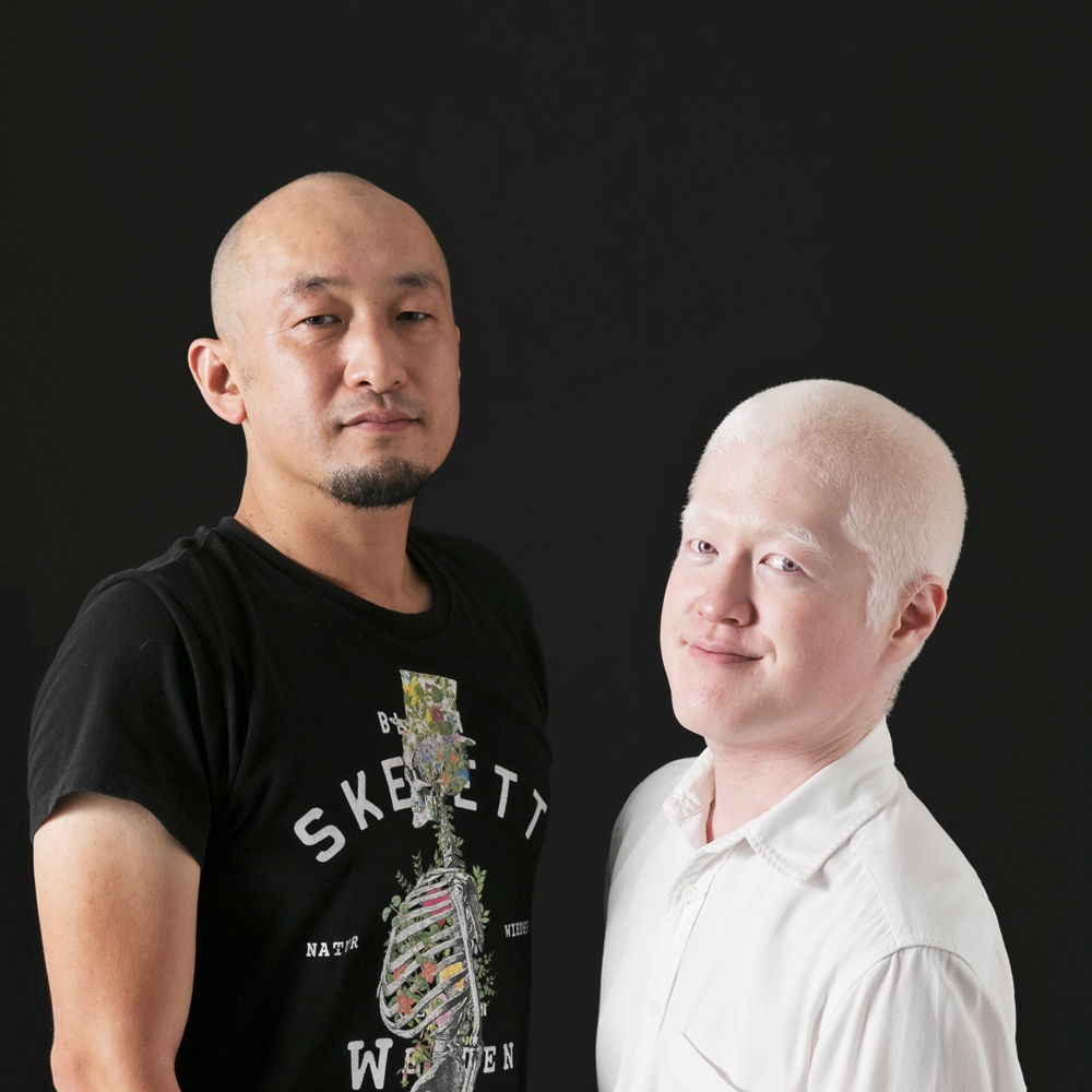 冨樫東正 粕谷幸司 フォトグラファー アルビノ